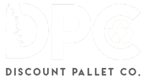 Discount Pallet Company brand logo